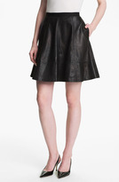 Real Leather skirt $545 Nordstrom