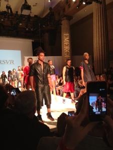 PRSVR Leather