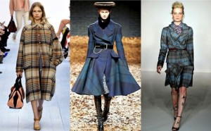 Sensational plaids fall 2013