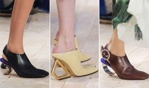 extraordinary heeled shoes