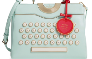 Be Mine Typewriter bag